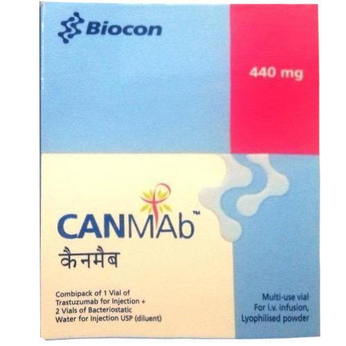 Canmab, Trastuzumab, Herceptin, Herclon
