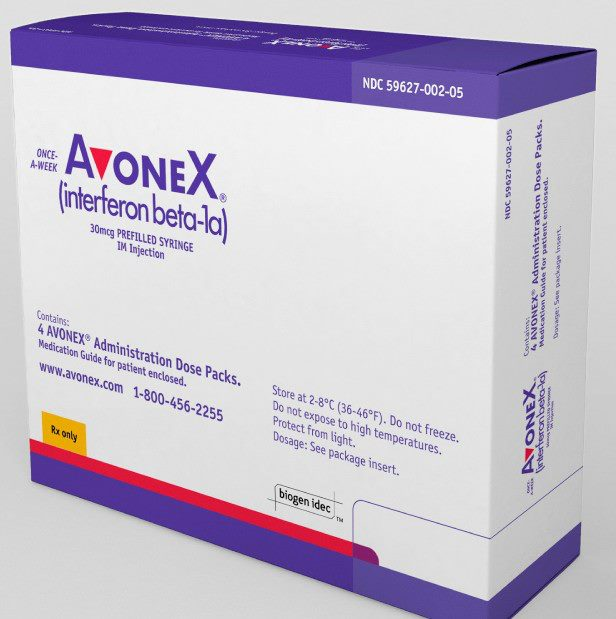 Avone Interferon Beta