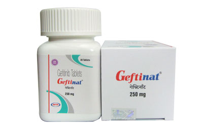 Geftinat, Gefitinib, Iressa