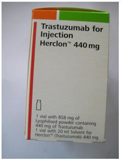 Herclon, Herceptin, Biceltis, Hertraz, Canmab