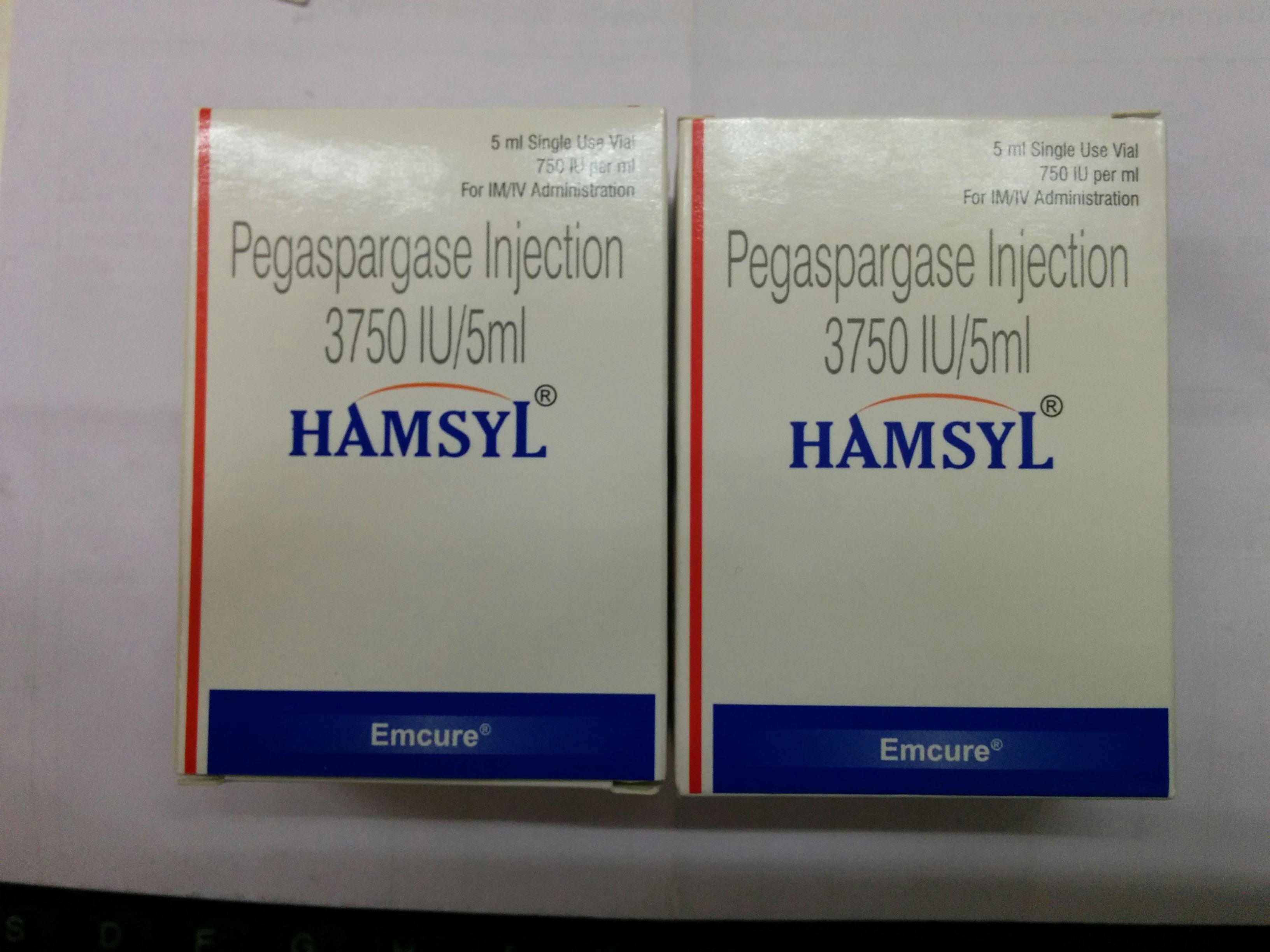Hamsyl, Oncospar