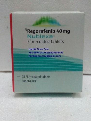 Nublexa, Regorafenib, Bayer
