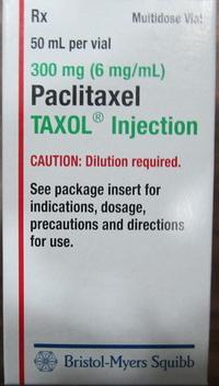 Taxol, PAclitaxel, Mitotax, Cytax, Abraxane