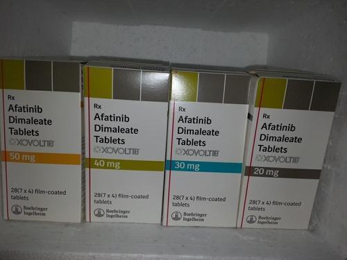 Gilotrif, Xovoltib, Afatinib
