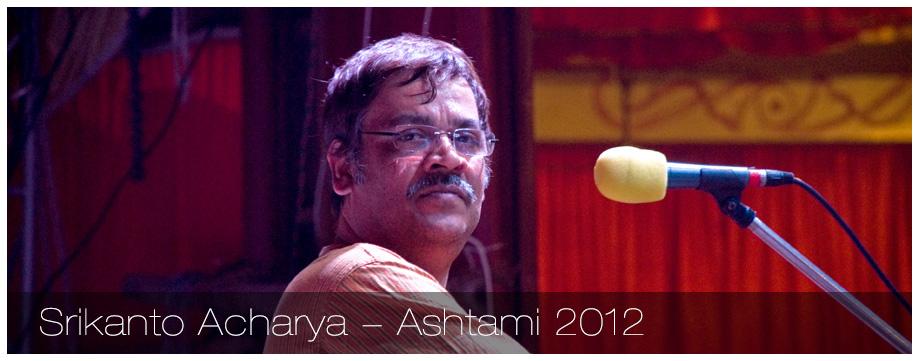 Anwesha Dutta Gupta - Nabami 2012