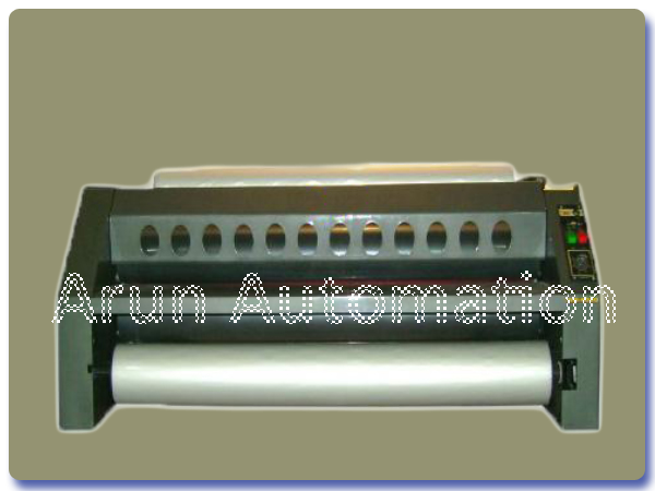 document lamination machine