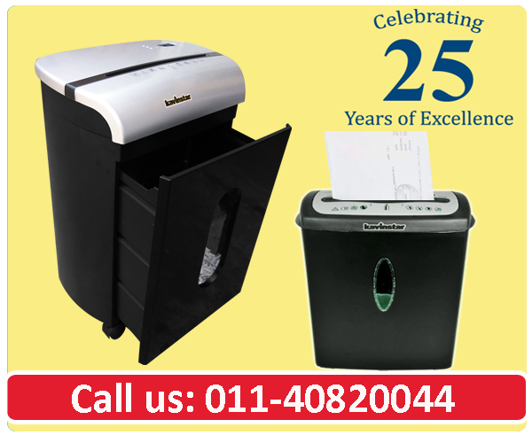 Paper Shredder Machine In Delhi, Noida, Gurgaon