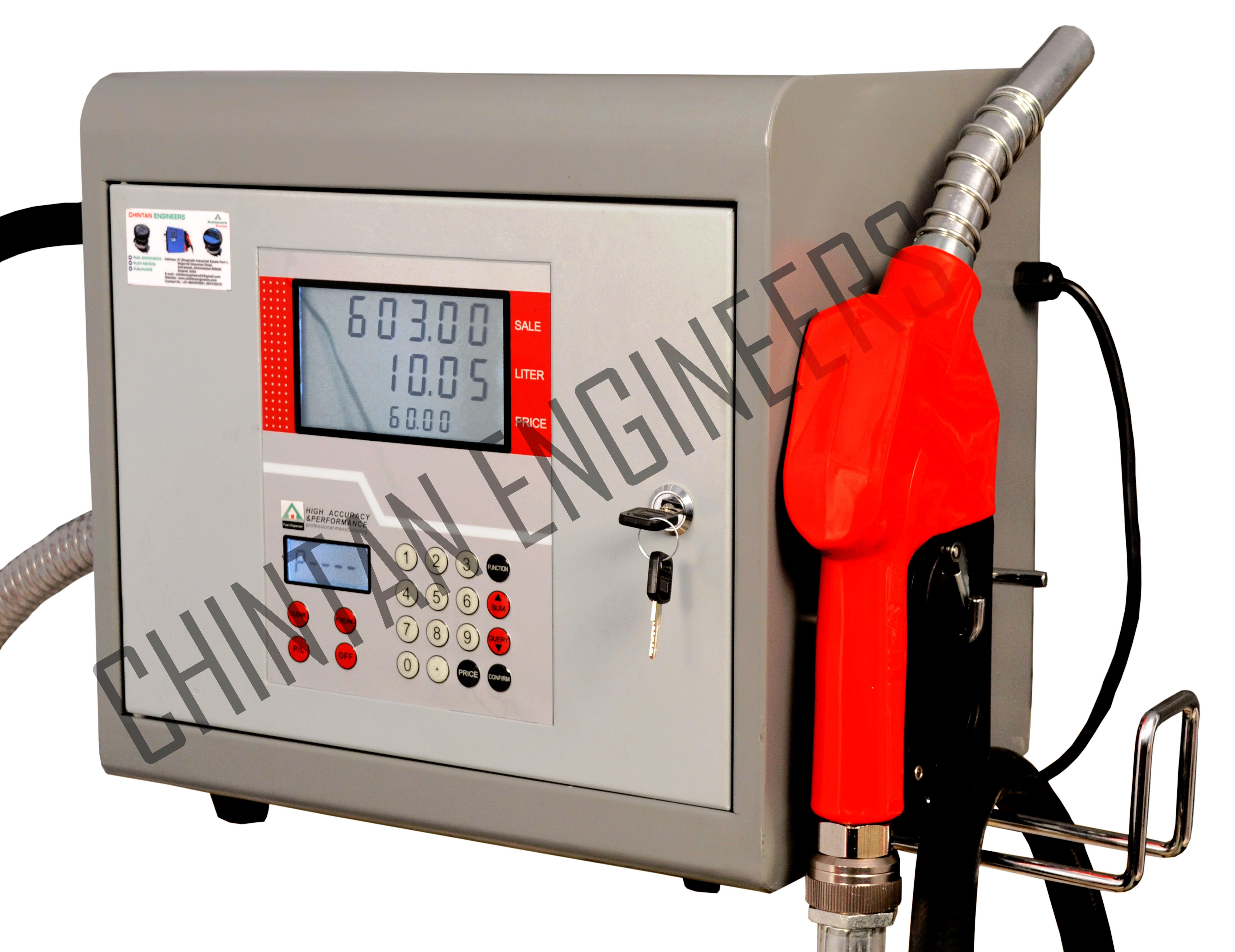 Diesel Dispenser Supplier - Best Mobile Dispenser India