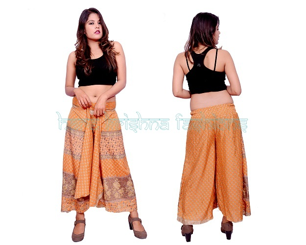 Silk Over Plare Thai trouser