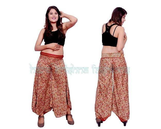 Silk Hathi (Elephant) Trouser