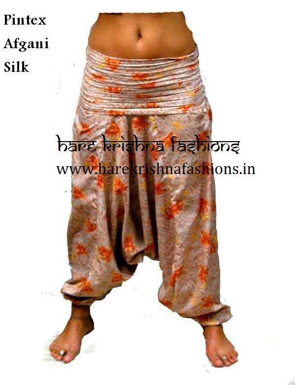 Silk Pintex Trouser