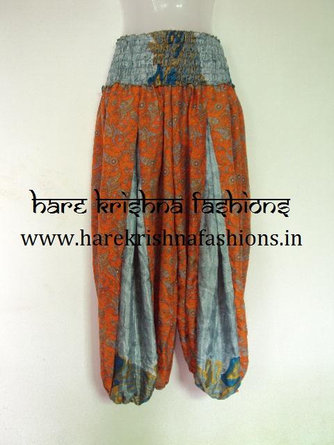 Silk Thai Trouser