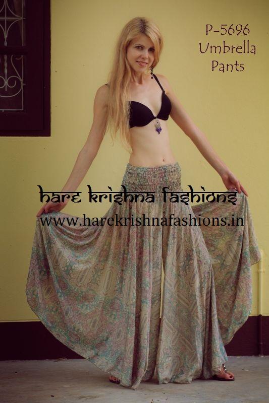 Silk Umb. trouser