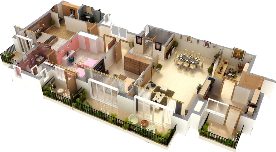 Free house plans and designs in india