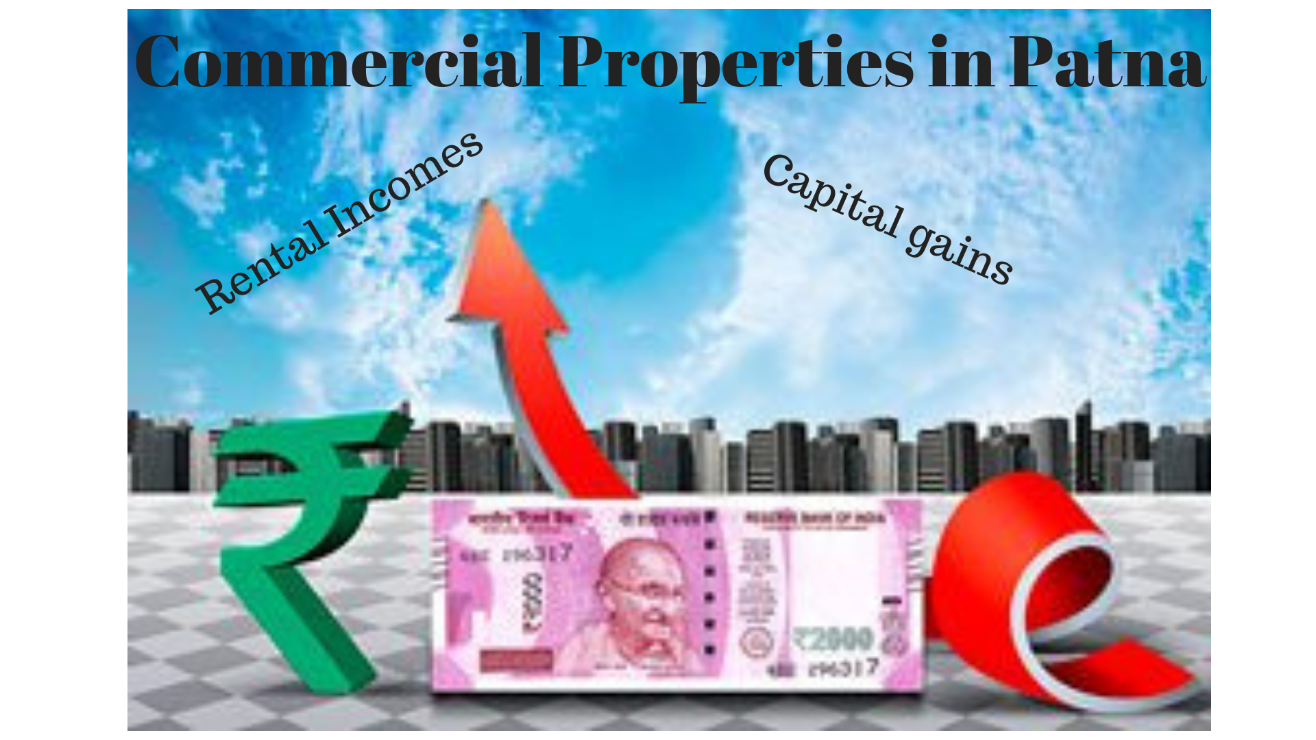 commercial property in Patna