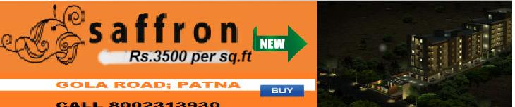 Saffron Garden Patna