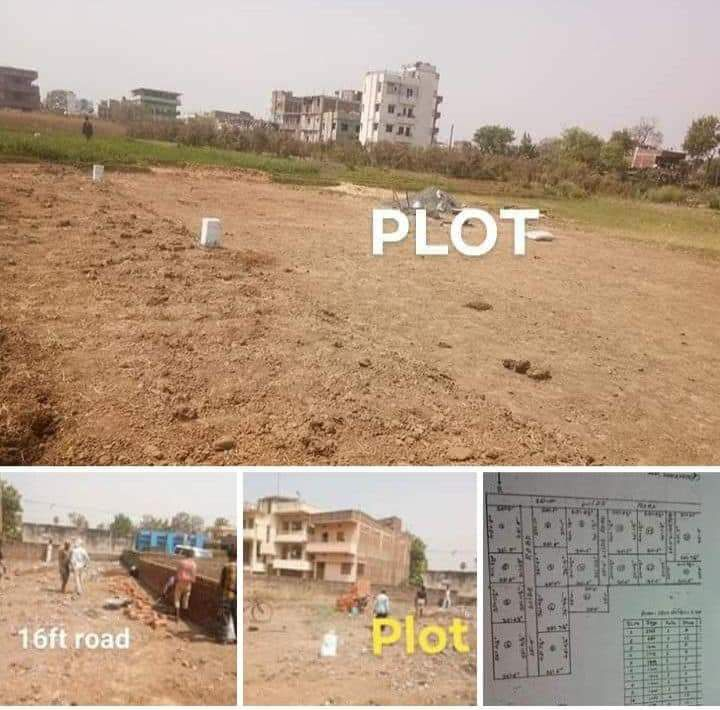 Iinvestment in land Patna