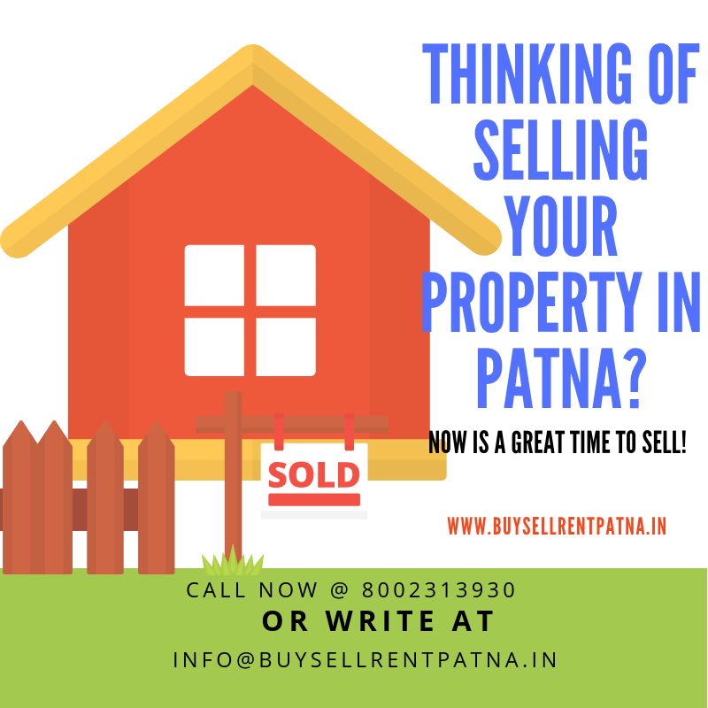 sale real estate in Patna