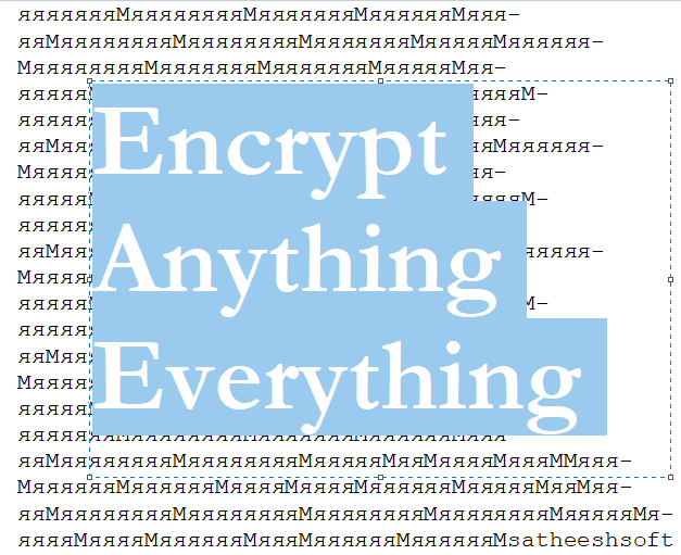 Encryption Software Data Encrypt