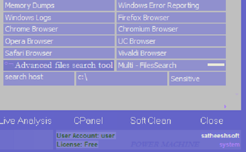 PC Optimize and Speed up Utility – Soft Cleaner