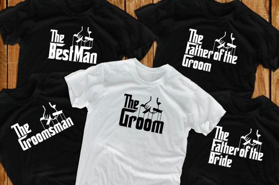Print Bachelor T-Shirts