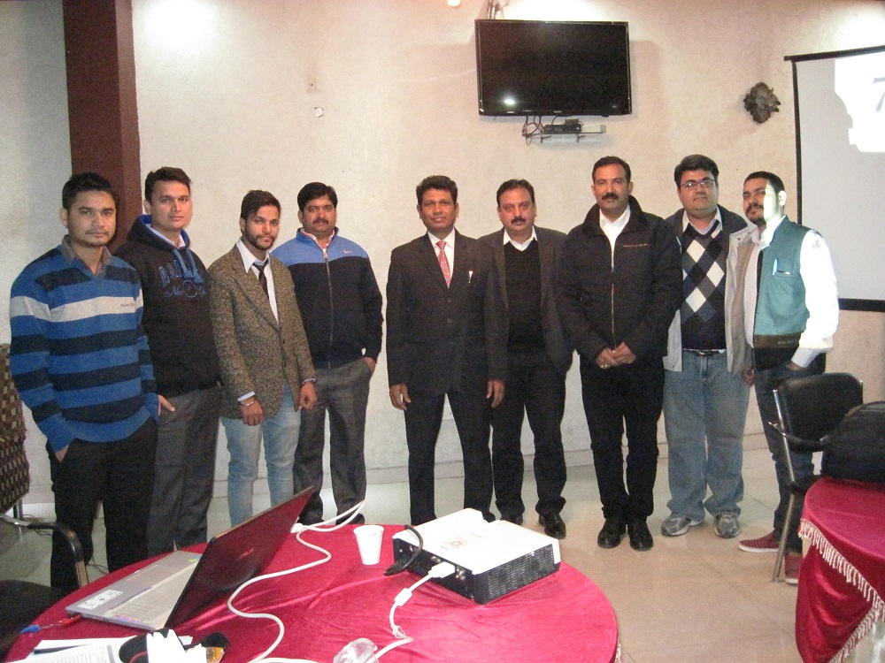 7 QC Tools and SPC Training workshop at Bahadurgarh, Haryana