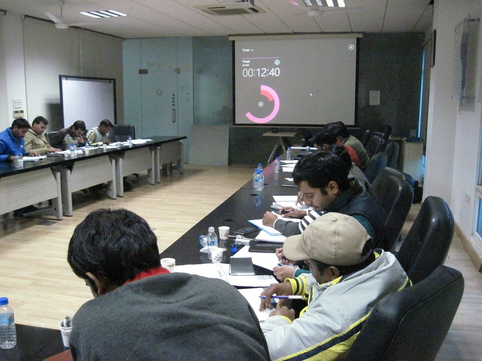 7 QC Tools and SPC Training at Universal Precision Screws, Kharawar, Rohtak