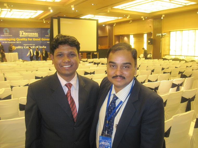 5th National Quality Conclave, New Delhi