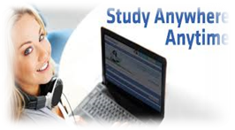 Study Anywhere, Anytime