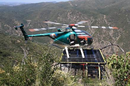 Portable Helipad & Heliport