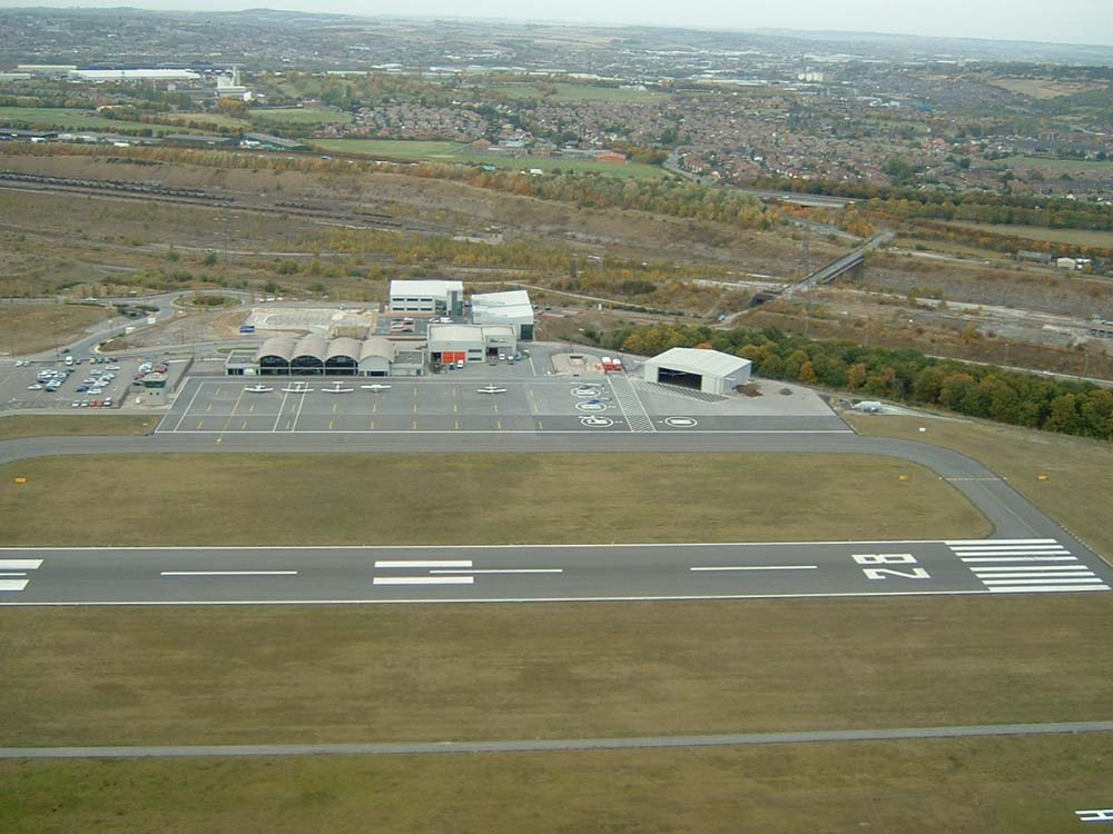 Heliport facility consulting