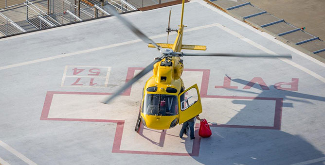 Helipad consulting