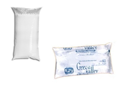 Water,Milk & Oil Pouches