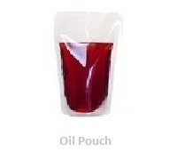 Oil Pouch - Shagoon Packaging