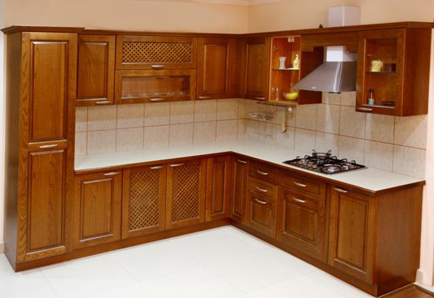 Elegant ... Designs Of Small Modular Kitchen Photo