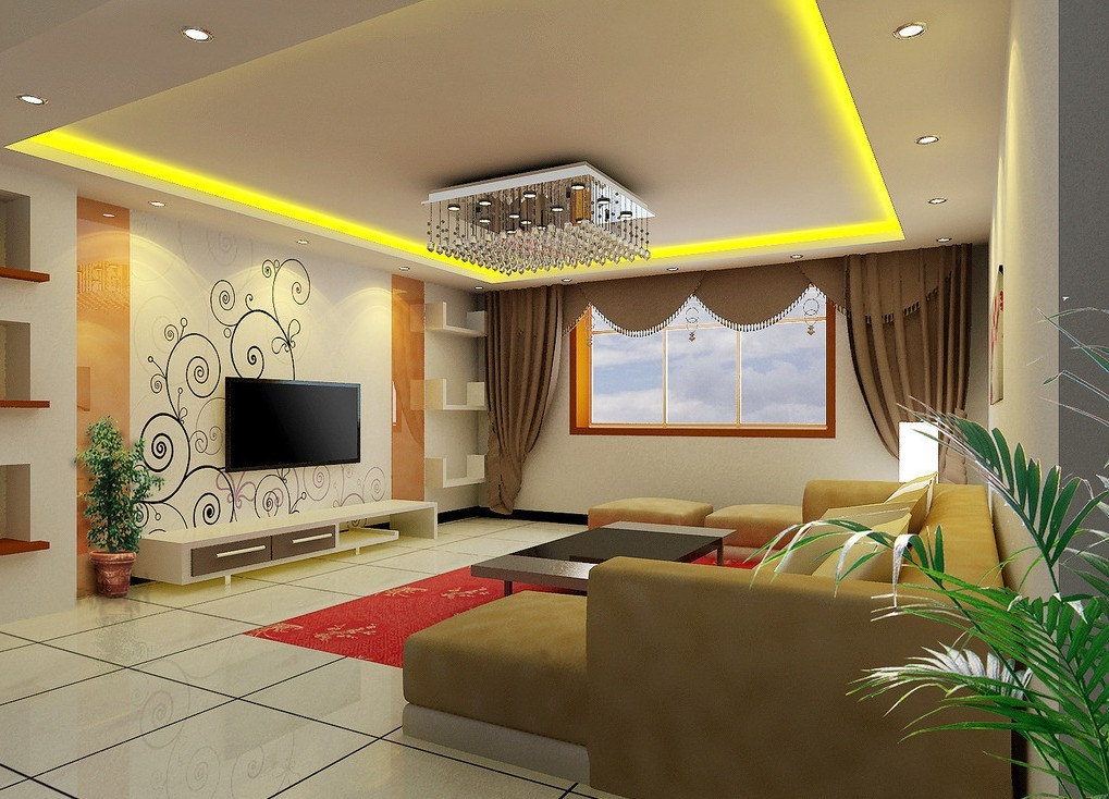 Home interior designers chennai interior designers in chennai interior decorators in chennai - Tv small spaces design ...