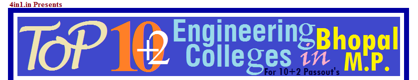 Top 10 Engineering Colleges in Bhopal